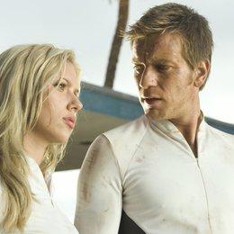 Insel, Die / Scarlett Johansson / Ewan McGregor Poster