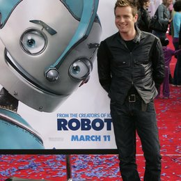 Robots / Premiere / Ewan McGregor Poster