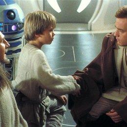 Star Wars: Episode I - Die dunkle Bedrohung 3D / Star Wars 3D: Episode I - Die dunkle Bedrohung / Liam Neeson / Jake Lloyd / Ewan McGregor Poster