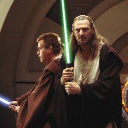 Star Wars - Trilogie: Der Anfang, Episode I-III / Ewan McGregor / Liam Neeson Poster