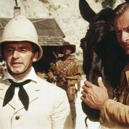 Karl May Box III - Winnetou reitet wieder / Winnetou I / Pierre Brice Poster
