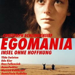 Egomania - Insel ohne Hoffnung Poster