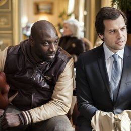 Mordsteam, Ein / Omar Sy / Laurent Lafitte Poster