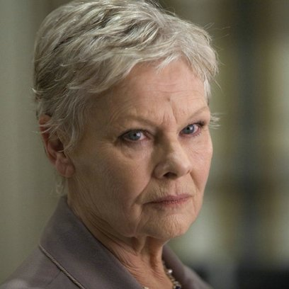 James Bond 007: Ein Quantum Trost / James Bond 007: Quantum of Solace / Dame Judi Dench Poster