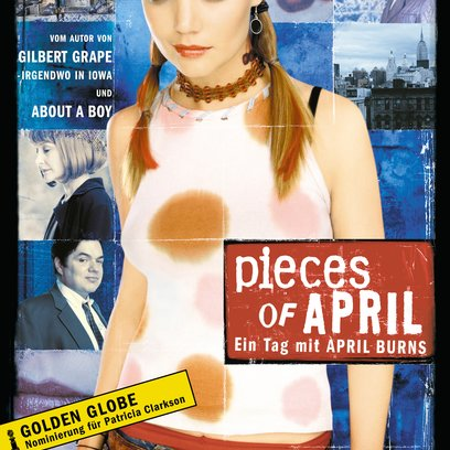 Pieces of April - Ein Tag mit April Burns Poster