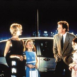 Zwilling kommt selten allein, Ein / Lindsay Lohan / Dennis Quaid Poster