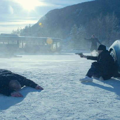 Einer nach dem anderen / In Order of Disappearance / Prize Idiot, The Poster
