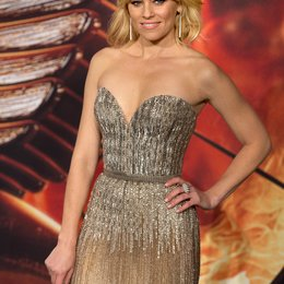 Die Tribute von Panem - Catching Fire / Filmpremiere / Elizabeth Banks Poster