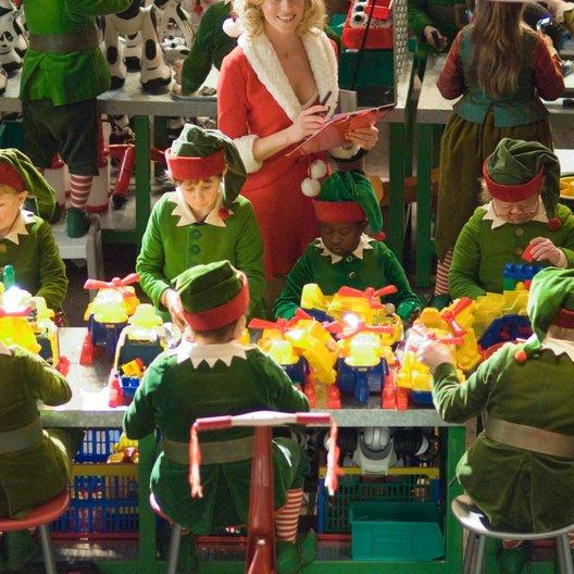 Gebrüder Weihnachtsmann, Die / Elizabeth Banks Poster
