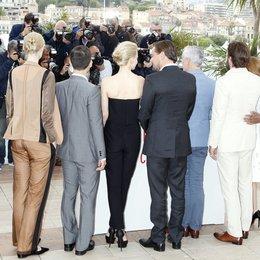 Debicki, Elizabeth / Maguire, Tobey / DiCaprio, Leonardo / Mulligan, Carey / Luhrmann, Baz / Edgerton, Joel / Fisher, Isla / 66. Internationale Filmfestspiele von Cannes 2013 Poster