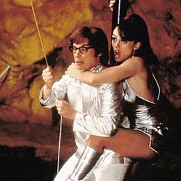 Austin Powers / Mike Myers / Elizabeth Hurley Poster