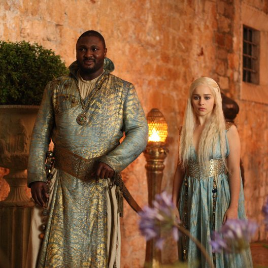 Game of Thrones (2. Staffel) / Game of Thrones - Die komplette zweite Staffel / Emilia Clarke