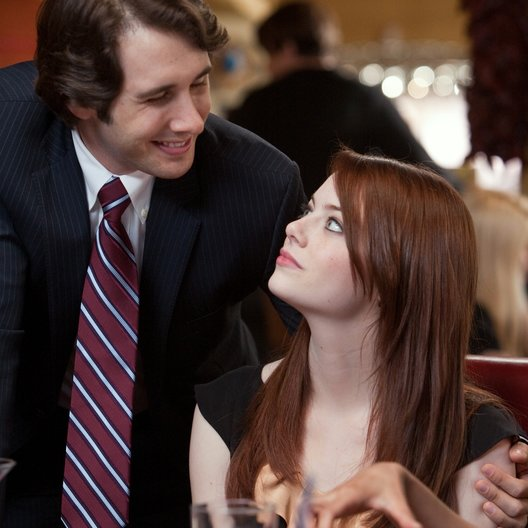 Crazy, Stupid, Love / Josh Groban / Emma Stone Poster