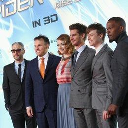 Filmpremiere / Amazing Spider-Man 2: Rise of Electro, The / Matthew Tolmach / Marc Webb /Emma Stone / Andrew Garfield / Dane DeHaan / Jamie Foxx