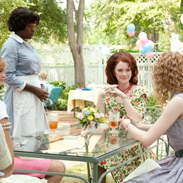 Help, The / Ahna O'Reilly / Viola Davis / Bryce Dallas Howard / Emma Stone Poster