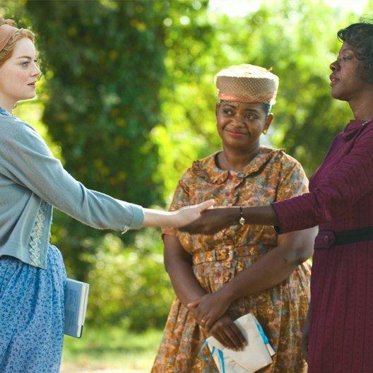 Help, The / Emma Stone / Octavia Spencer / Viola Davis