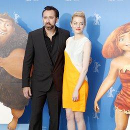 Nicolas Cage / Emma Stone / 63. Berlinale 2013 Poster
