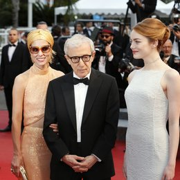 Posey, Parker / Allen, Woody / Stone, Emma / 68. Internationale Filmfestspiele von Cannes 2015 / Festival de Cannes Poster