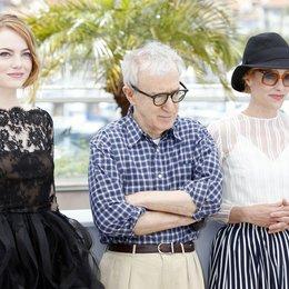 Stone, Emma / Allen, Woody / Posey, Parker / 68. Internationale Filmfestspiele von Cannes 2015 / Festival de Cannes