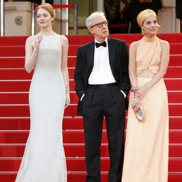 Stone, Emma / Allen, Woody / Posey, Parker / 68. Internationale Filmfestspiele von Cannes 2015 / Festival de Cannes Poster