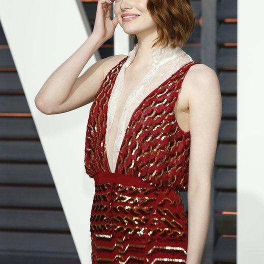 Stone, Emma / Vanity Fair Oscar Party 2015 Poster