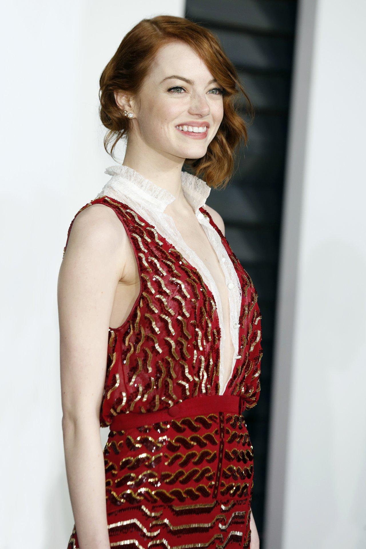 Emma Stone Vanity Fair Magazine Pictures to Pin on Pinterest ... Emma Stone