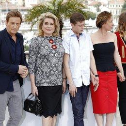 Magimel, Benoît / Deneuve, Catherine / Paradot, Rod / Bercot, Emmanuelle / Forestier, Sara / 68. Internationale Filmfestspiele von Cannes 2015 / Festival de Cannes Poster