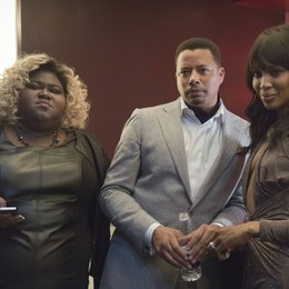 Empire / Terrence Howard / Gabourey Sidibe / Naomi Campbell Poster