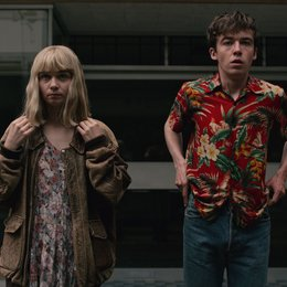 End of the F***ing World Poster
