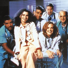 Emergency Room / Julianna Margulies / Emergency Room 1: Der erste Tag Poster