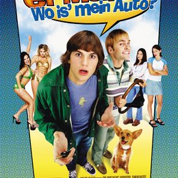 Ey Mann - Wo is' mein Auto? Poster