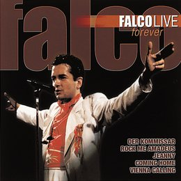 Falco: Live Forever Poster