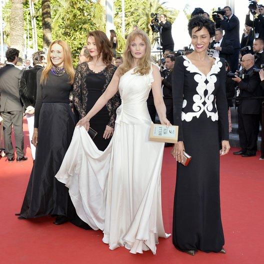 Berenson, Marisa / Marnay, Audrey / Dombasle, Arielle / Khelfa, Farida / 66. Internationale Filmfestspiele von Cannes 2013 Poster