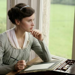 Jane Austen's Northanger Abbey / Felicity Jones Poster