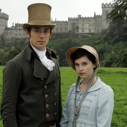 Jane Austen's Northanger Abbey / Felicity Jones / JJ Feild Poster