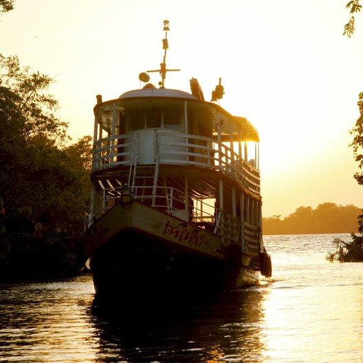 Fluss des Lebens: Verloren am Amazonas / Fluss des Lebens - Verloren am Amazonas (ZDF)