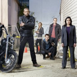 Criminal Minds: Team Red / Forest Whitaker / Beau Garrett / Michael Kelly / Matt Ryan / Janeane Garofalo Poster