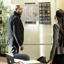Criminal Minds: Team Red / Forest Whitaker / Karen Olivo Poster