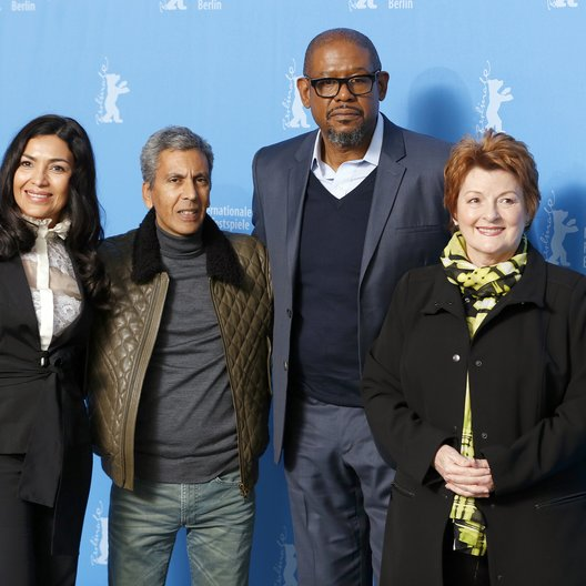 Heredia, Dolores / Bouchareb, Rachid / Whitaker, Forest / Blethyn, Brenda / 64. Berlinale 2014