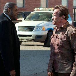 Last Stand / Forest Whitaker / Arnold Schwarzenegger Poster