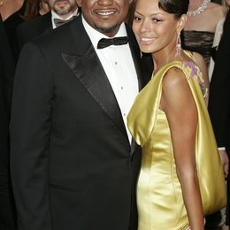 Whitaker, Forest und Ehefrau Keisha / 79. Academy Award 2007 / Oscarverleihung 2007 / Oscar 2007 Poster