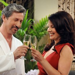 Happily Divorced / Fran Drescher / Charles Shaughnessy Poster