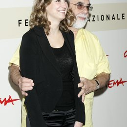 Lara, Alexandra Maria / Coppola, Francis Ford / 2. Festa del Cinema Internationale di Roma 2007 / 2. Internationales Filmfest in Rom