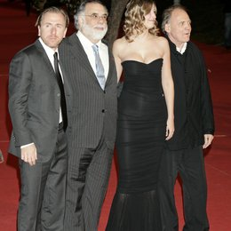 Roth, Tim / Coppola, Francis Ford / Alexandra Maria Lara / Bruno Ganz / 2. Festa del Cinema Internationale di Roma 2007 / 2. Internationales Filmfest in Rom