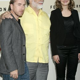 Roth, Tim / Coppola, Francis Ford / Lara, Alexandra Maria / 2. Festa del Cinema Internationale di Roma 2007 / 2. Internationales Filmfest in Rom