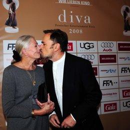 DIVA 2008 / Vanessa Redgrave / Franco Nero Poster