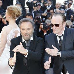 Franco Nero / Quentin Tarantino / 67. Internationale Filmfestspiele Cannes 2014 Poster