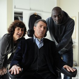 Ziemlich beste Freunde / Anne Le Ny / Intouchables / François Cluzet / Omar Sy Poster
