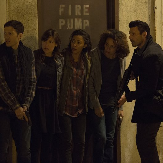 Purge: Anarchy, The / Purge - Anarchy, The / Zach Gilford / Kiele Sanchez / Zoë Soul / Carmen Ejogo / Frank Grillo Poster