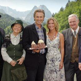 Garmischer Bergspitzen (ARD) / Timothy Peach / Valerie Niehaus / Franz Buchrieser / Enzi Fuchs / Christian Hoening / Horst Kummeth Poster